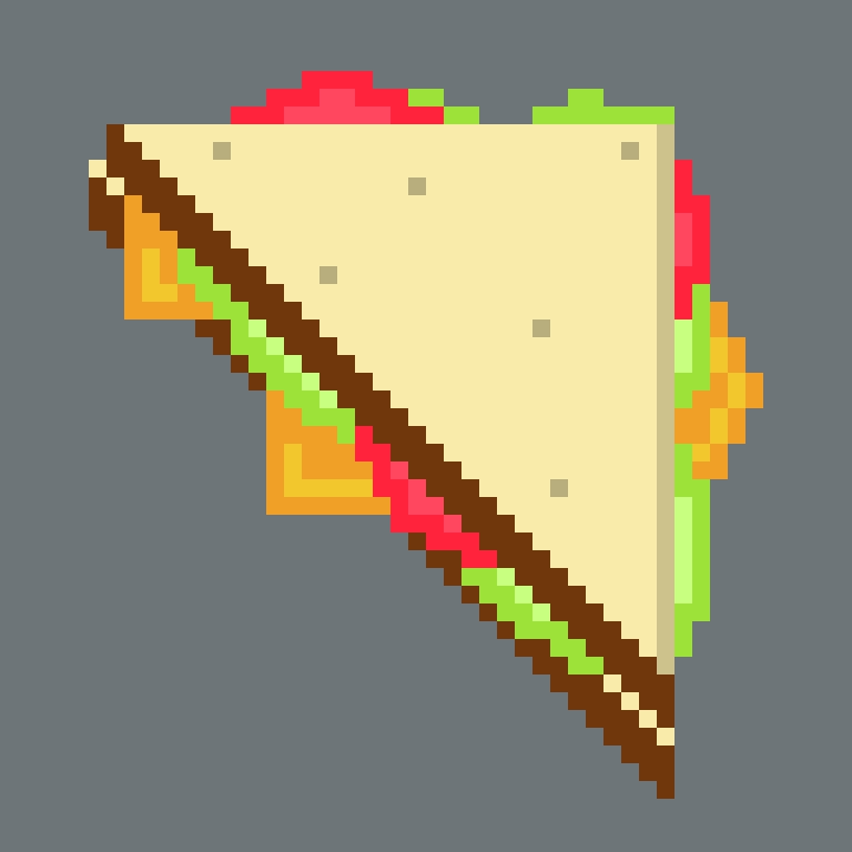 Nom! Sandwich!