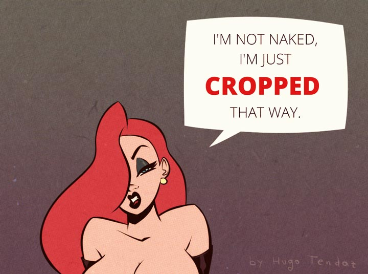 Jessica Rabbit - I'm not...