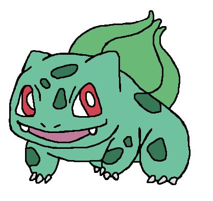 quick bulbasaur