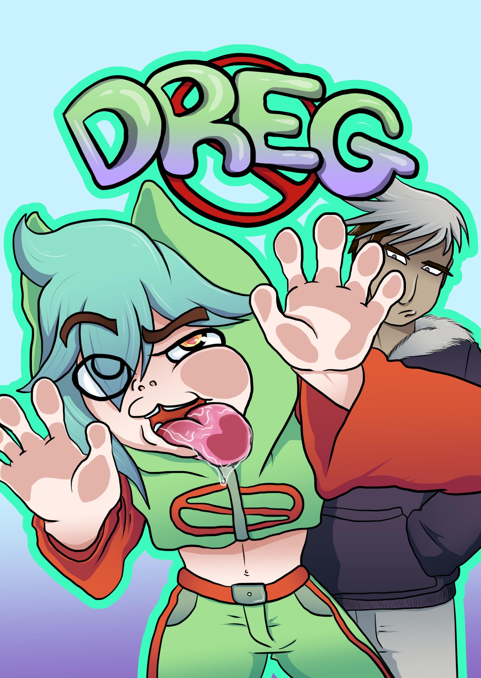 Dreg Cover 1
