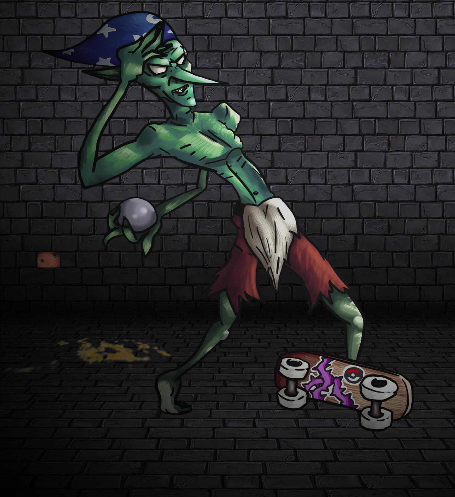 Geoff the Goblin