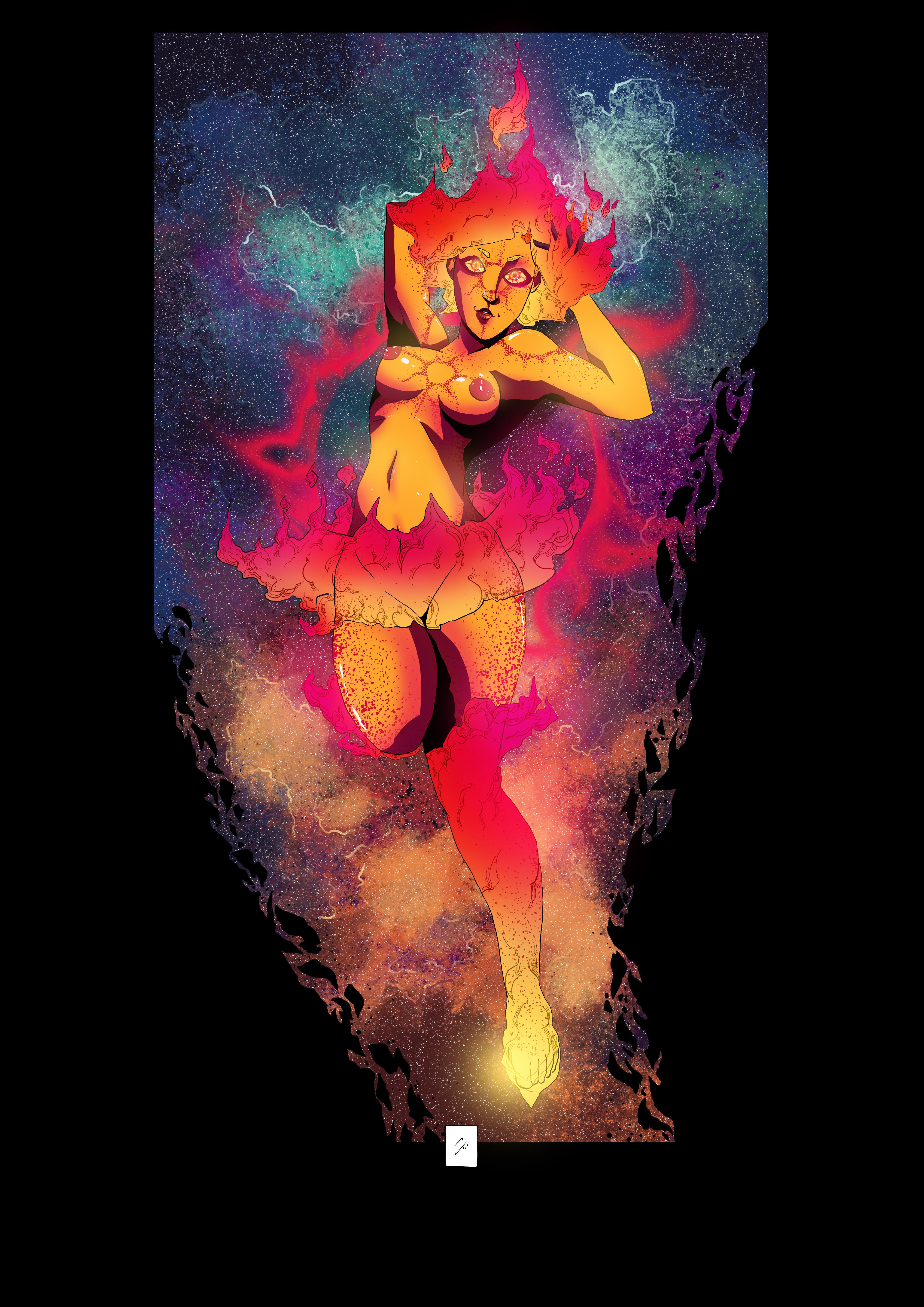 Sun Goddess II