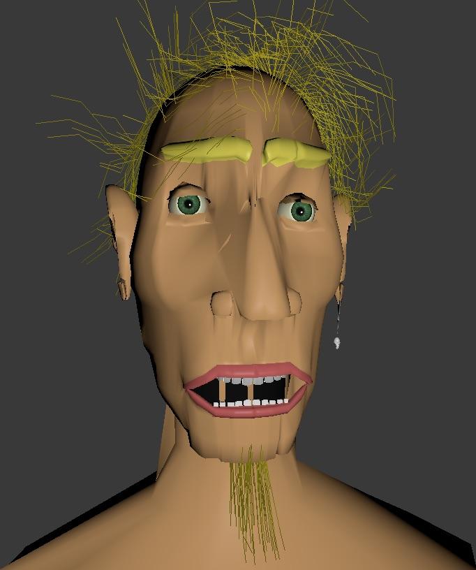 Main Thief - 3d Animation