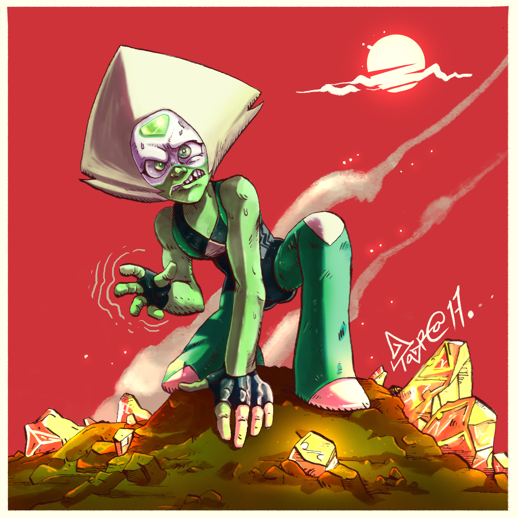 Peridoxel: Red Day