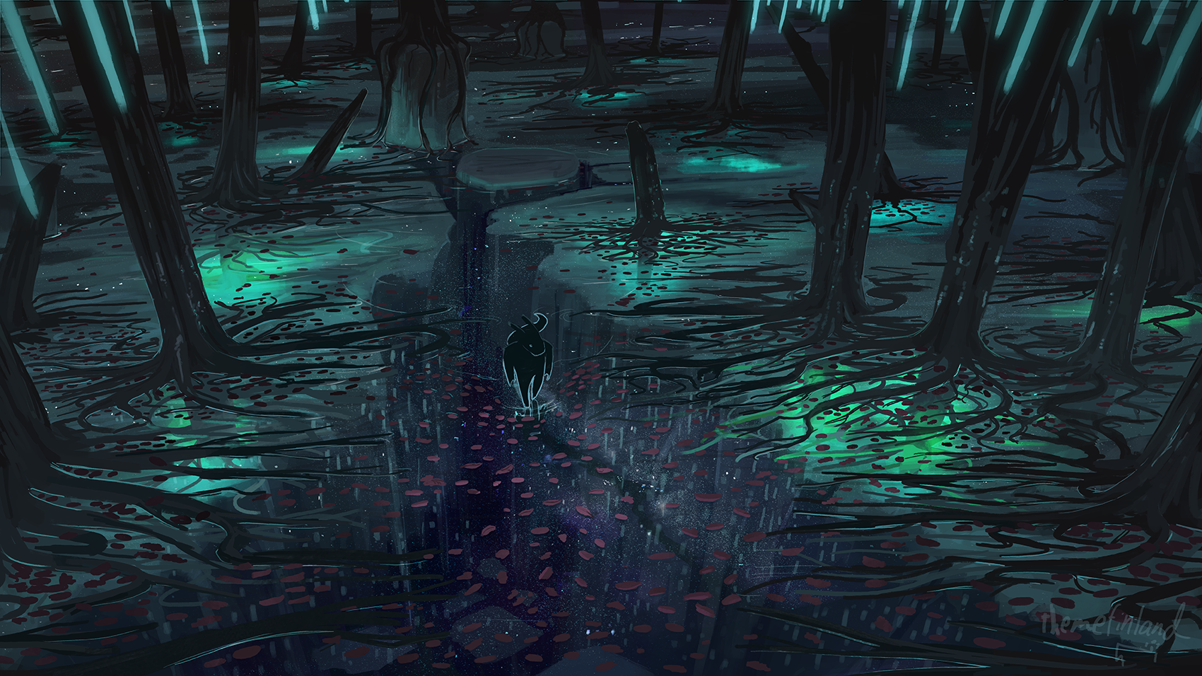 Forest of echoes