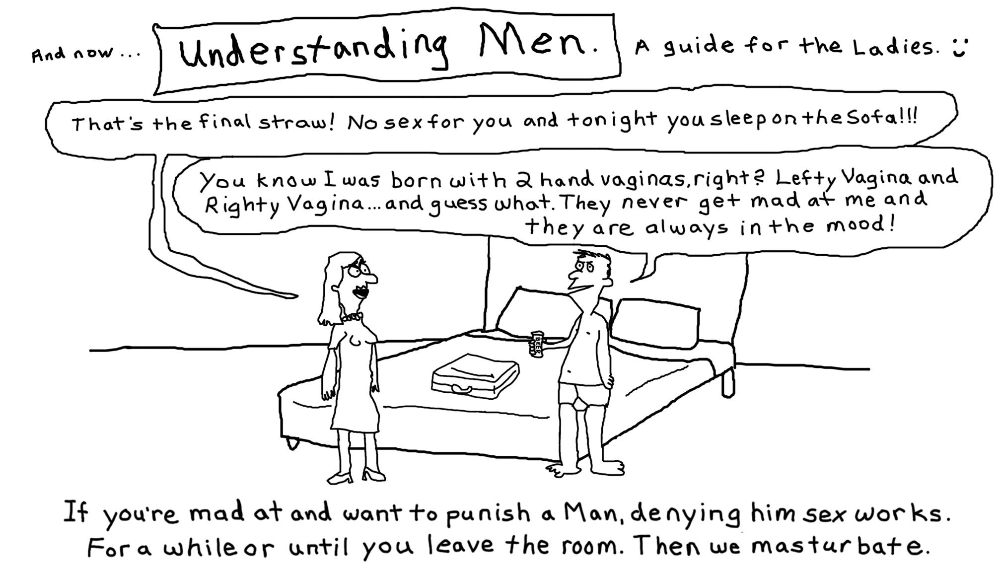 Understanding Men #9