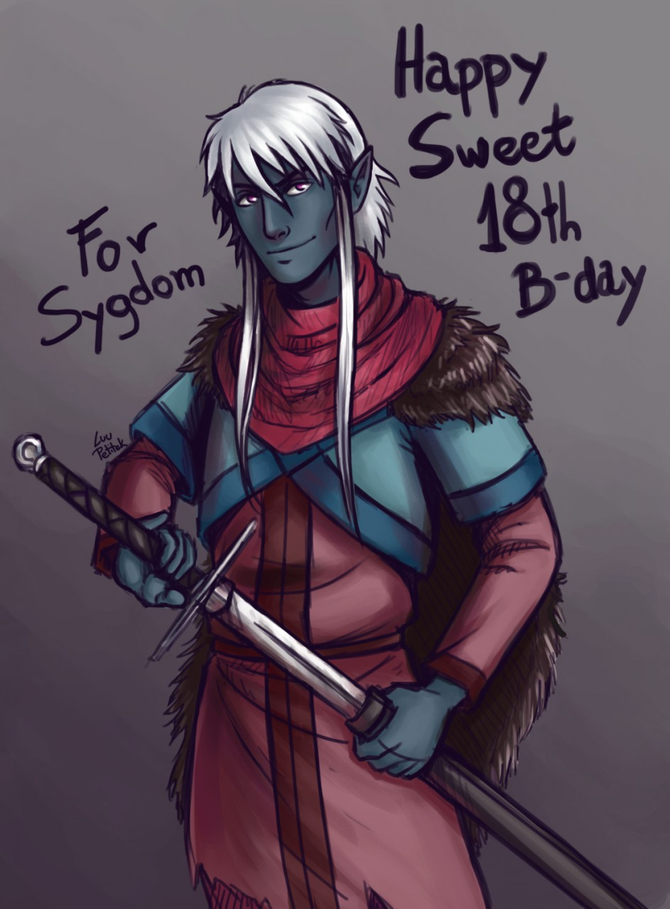 Happy 18th B-day Sygdom!