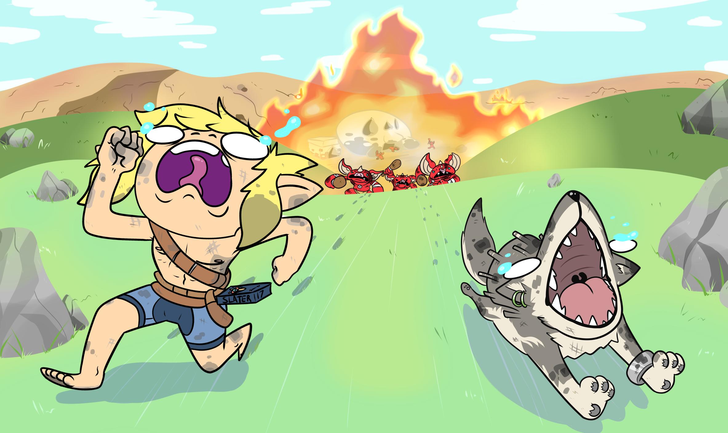 Run Link Run