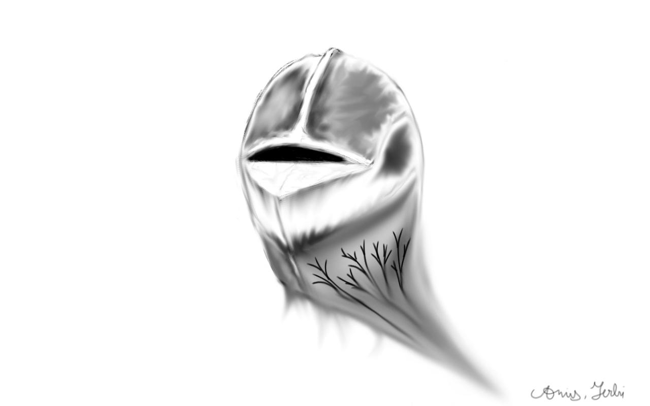 The dark forest helmet