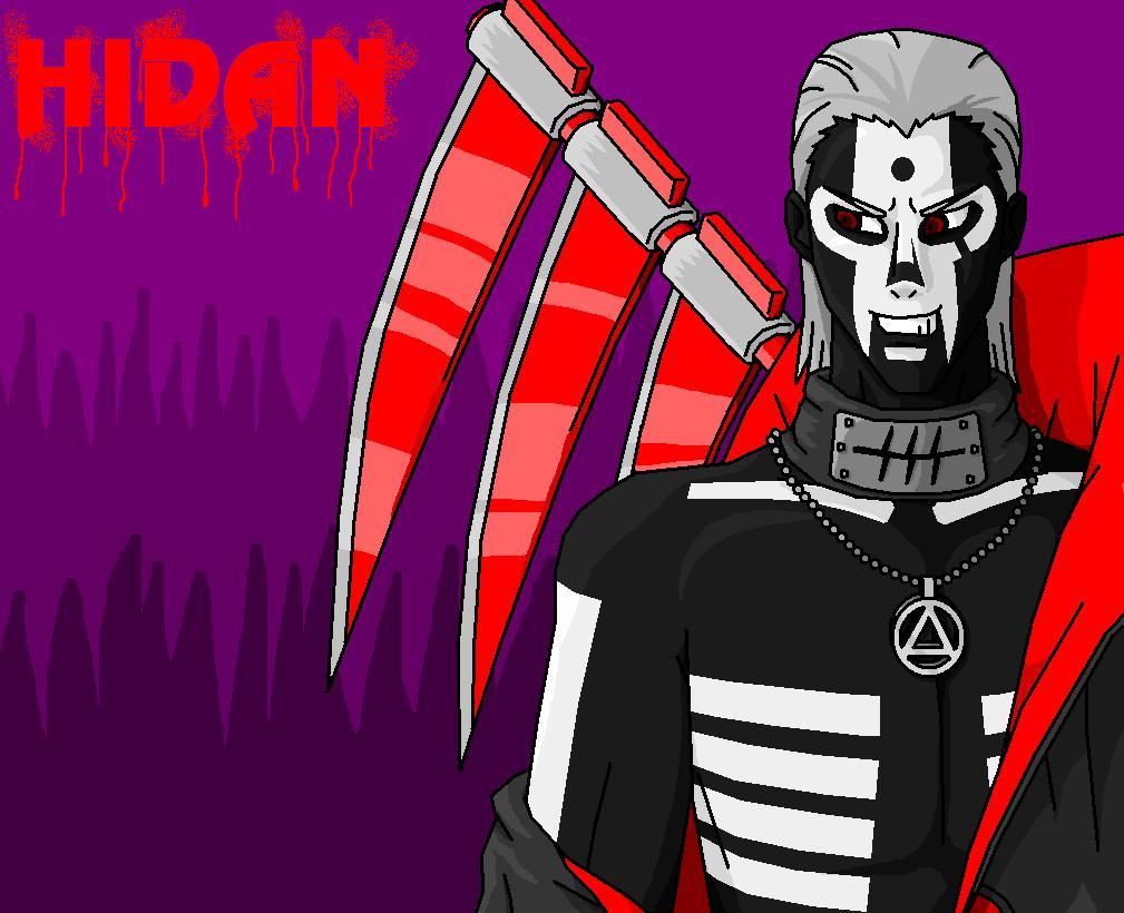 Hidan Cursed Art