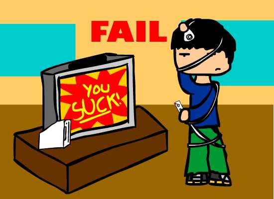 Wii Fail