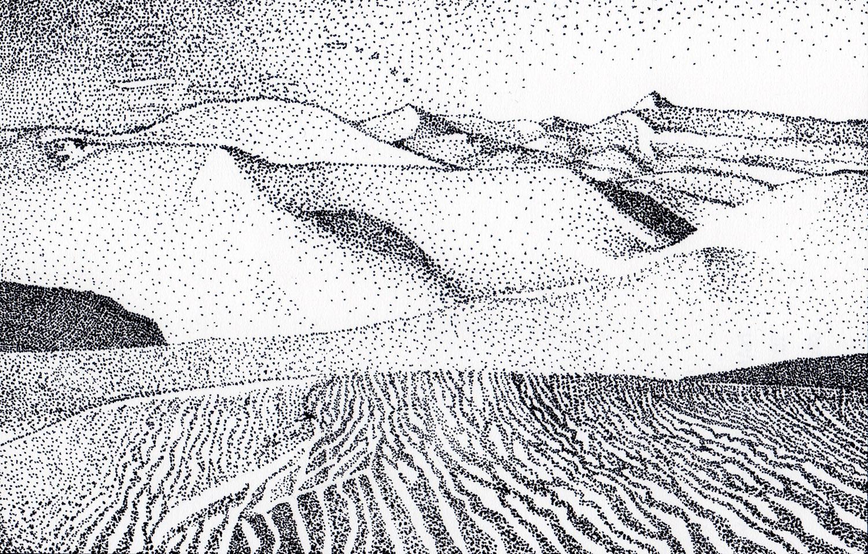 Desert of Dots