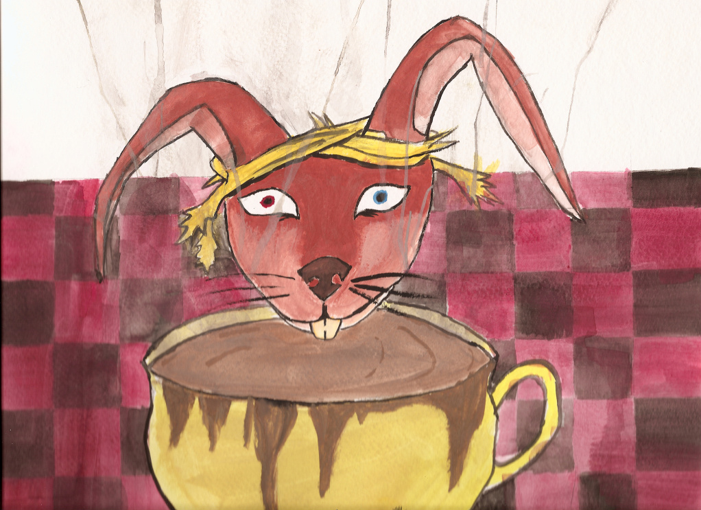 The Mad March Hare