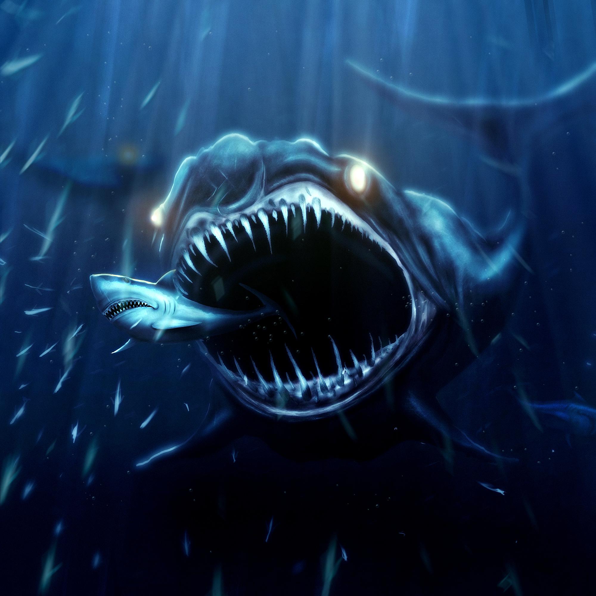 Shark Eater