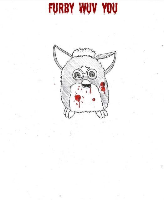 Furby Wuv You