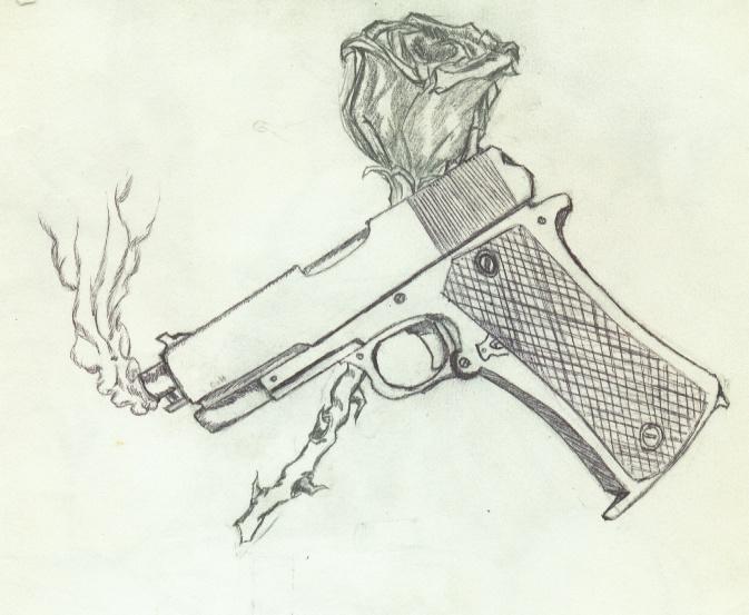 Smoking Gun Love
