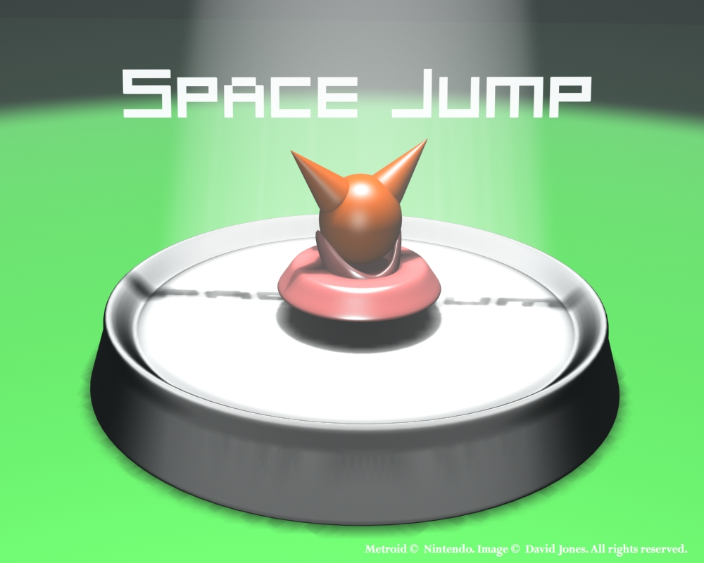 Super Metroid: Space Jump