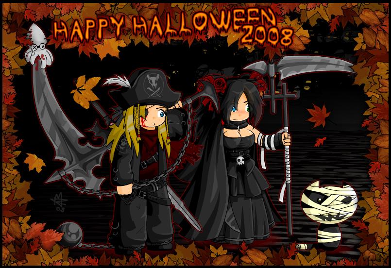 Halloween 2k8