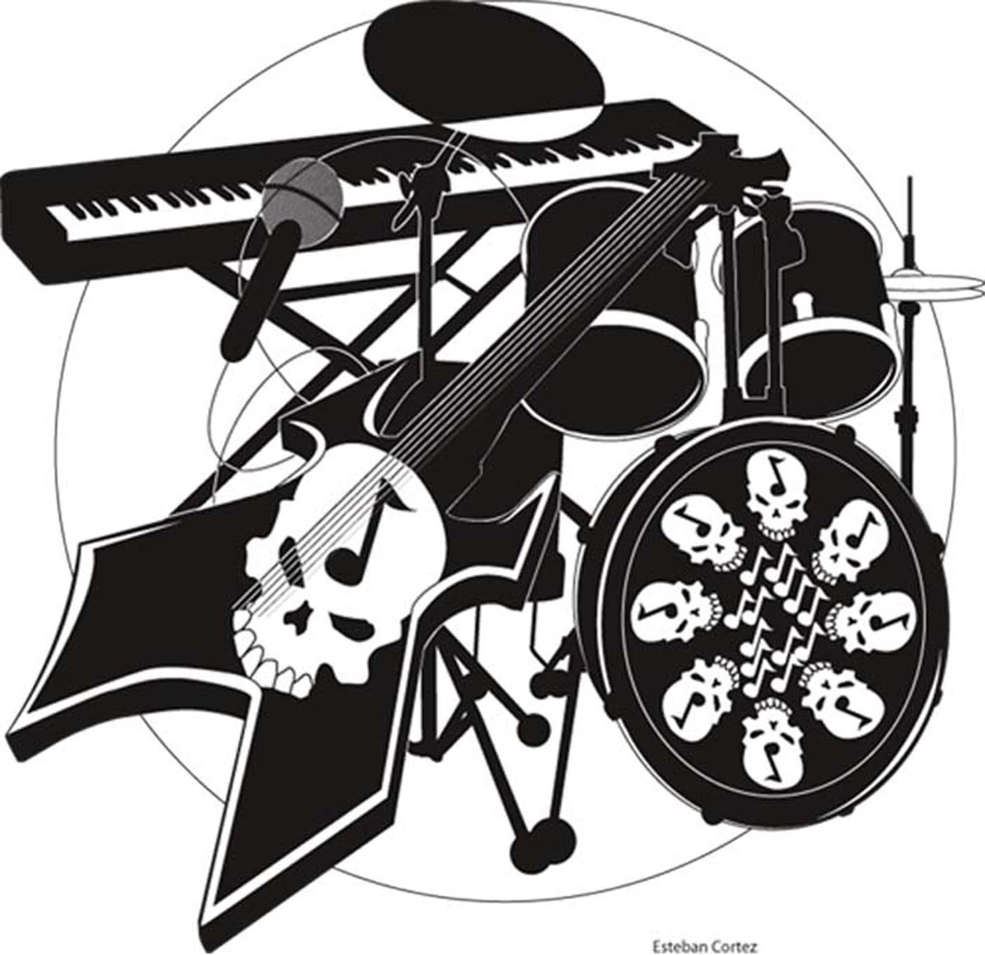Rock Band Medal