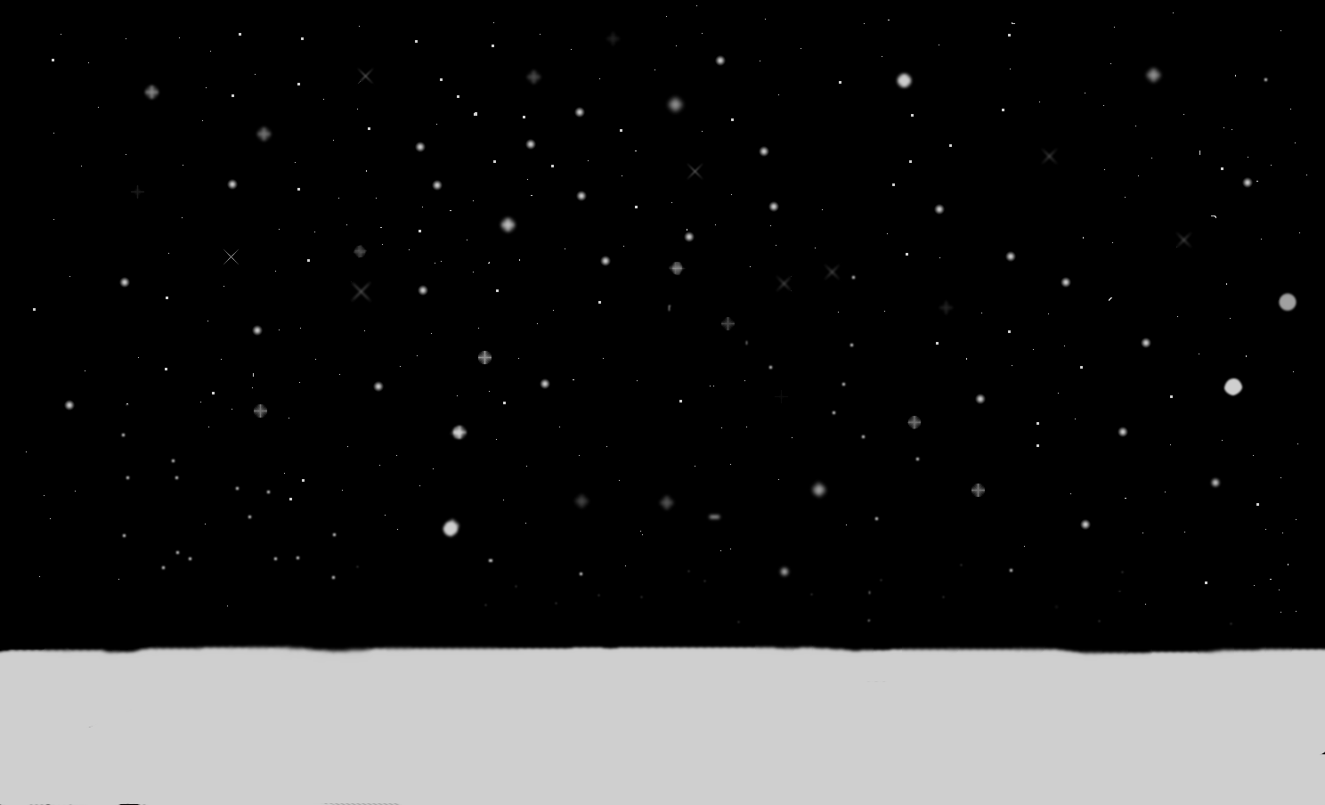 An Arctic Decembernight