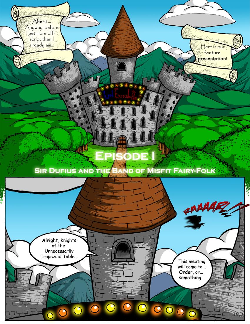 Sir Dufius Comic- Page 3