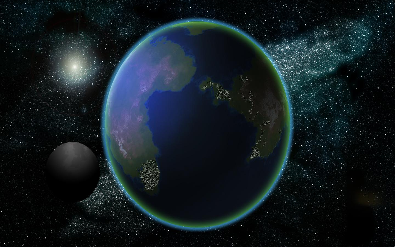 Space (Terran) wallpaper