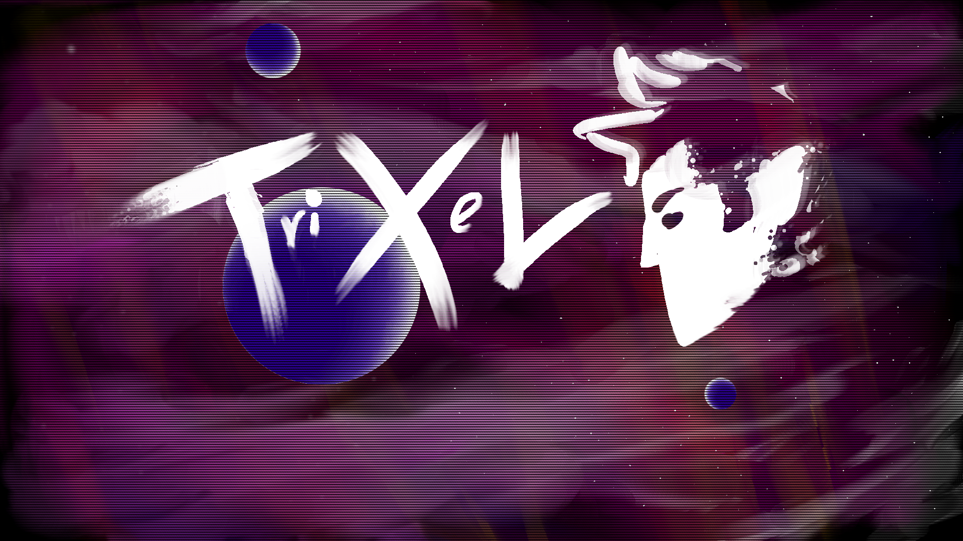 TriXeL Space Banner