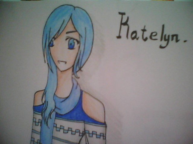 Katelyn-Sama!! (from Aphmau)