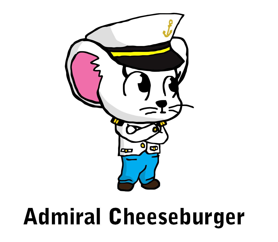 Admiral Cheeseburger