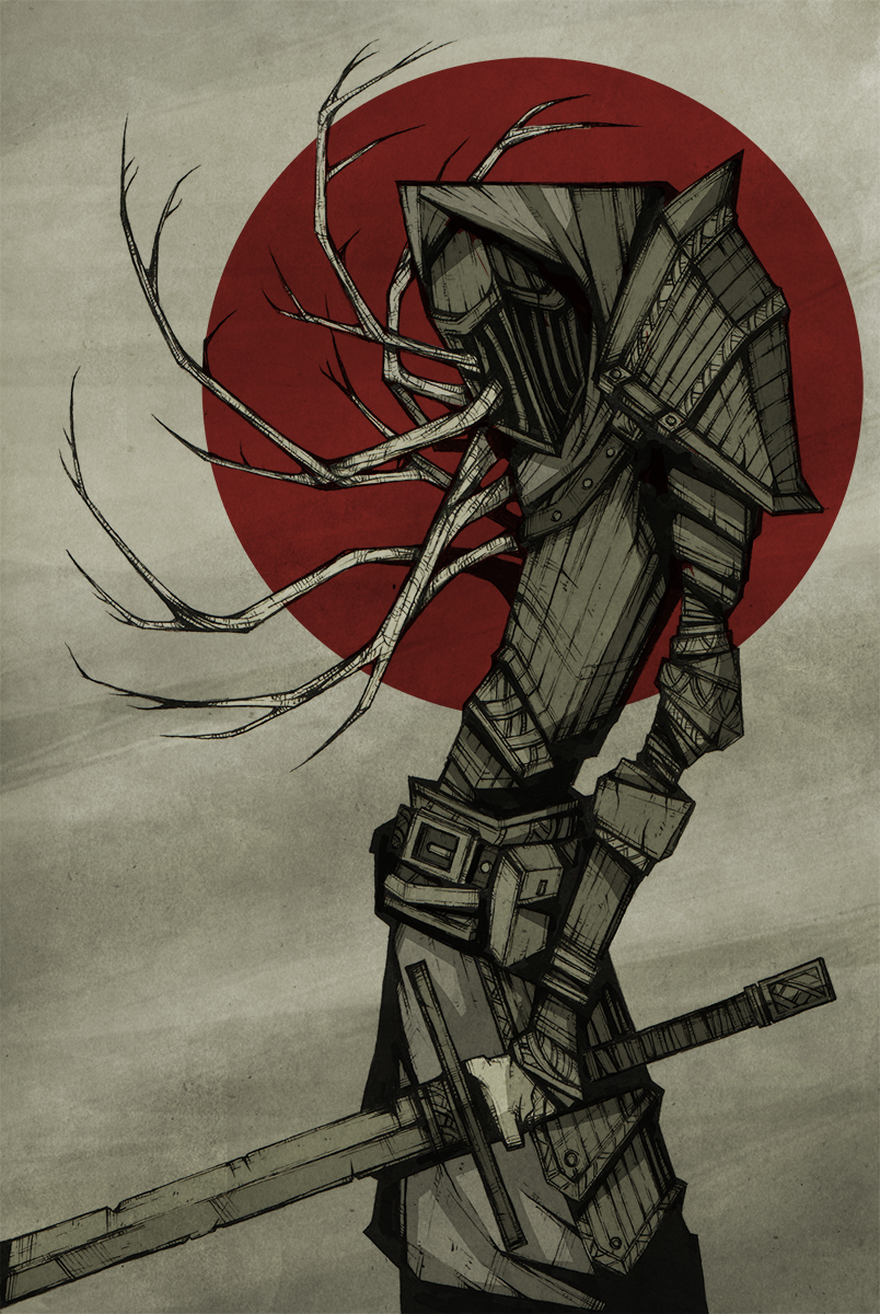 Rooted Knight