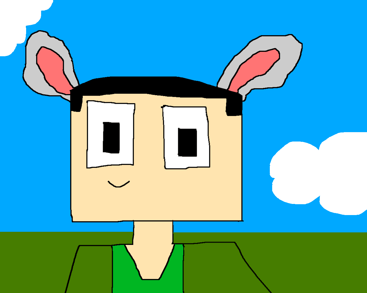 Rabbit Ears...