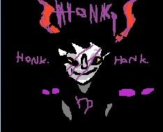 honk.
