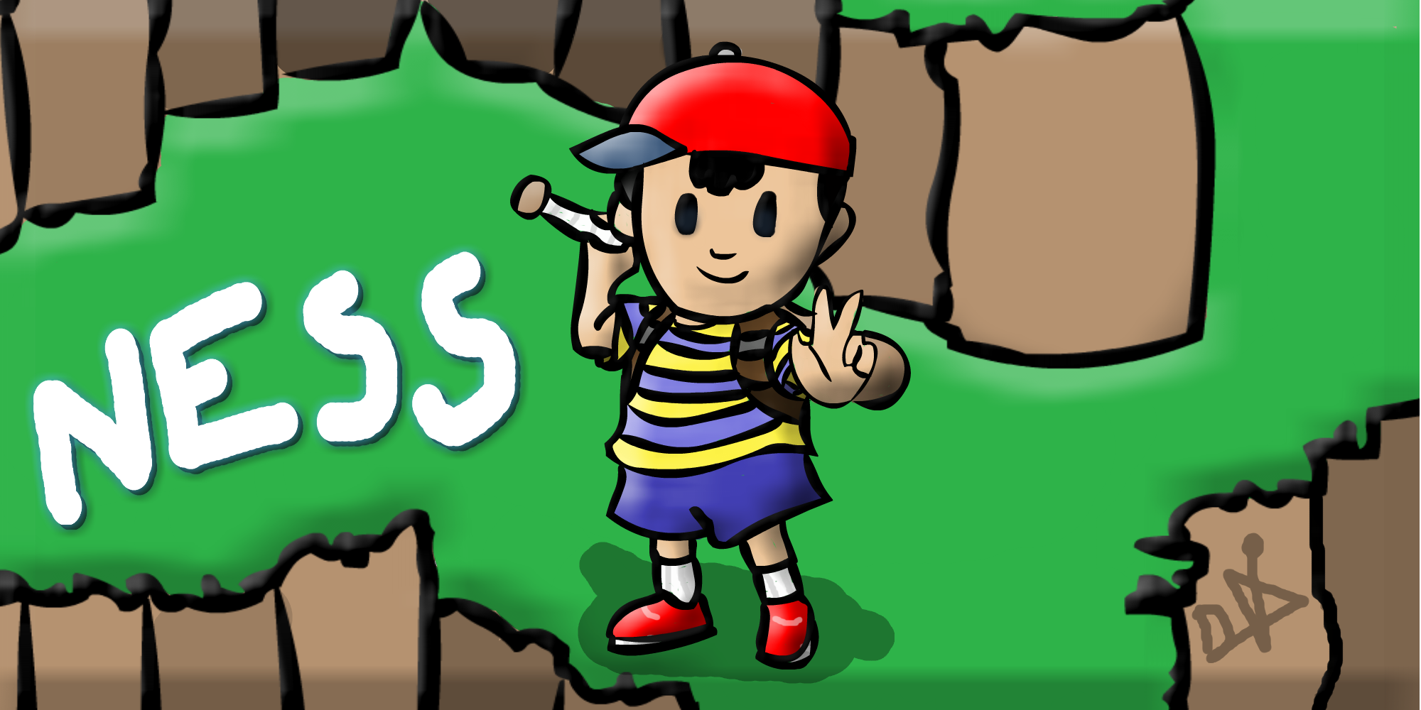 Ness - Earthbound