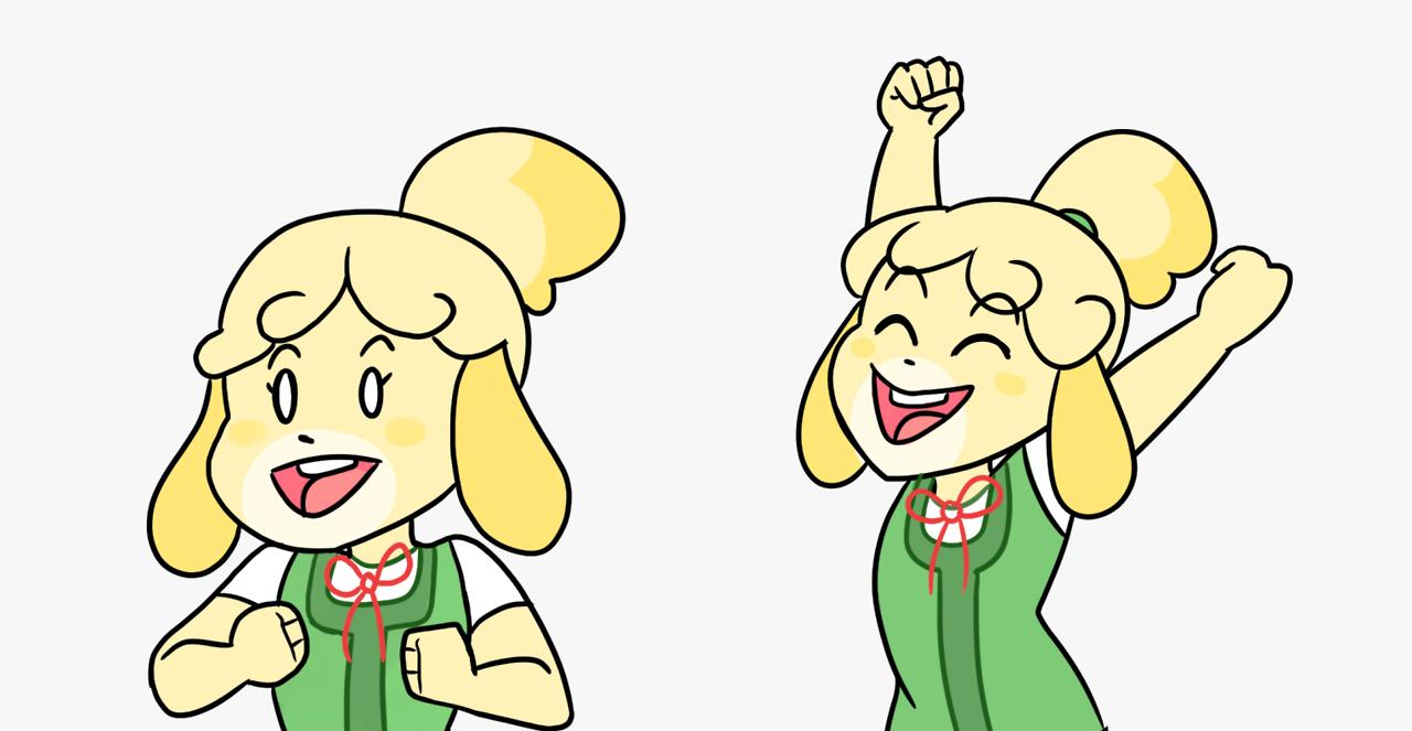 Isabelle bein cute