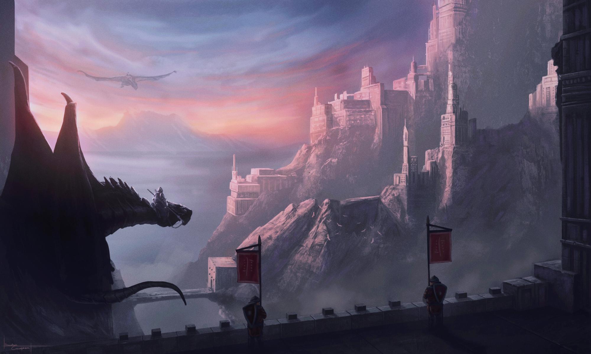 Dragons Peak