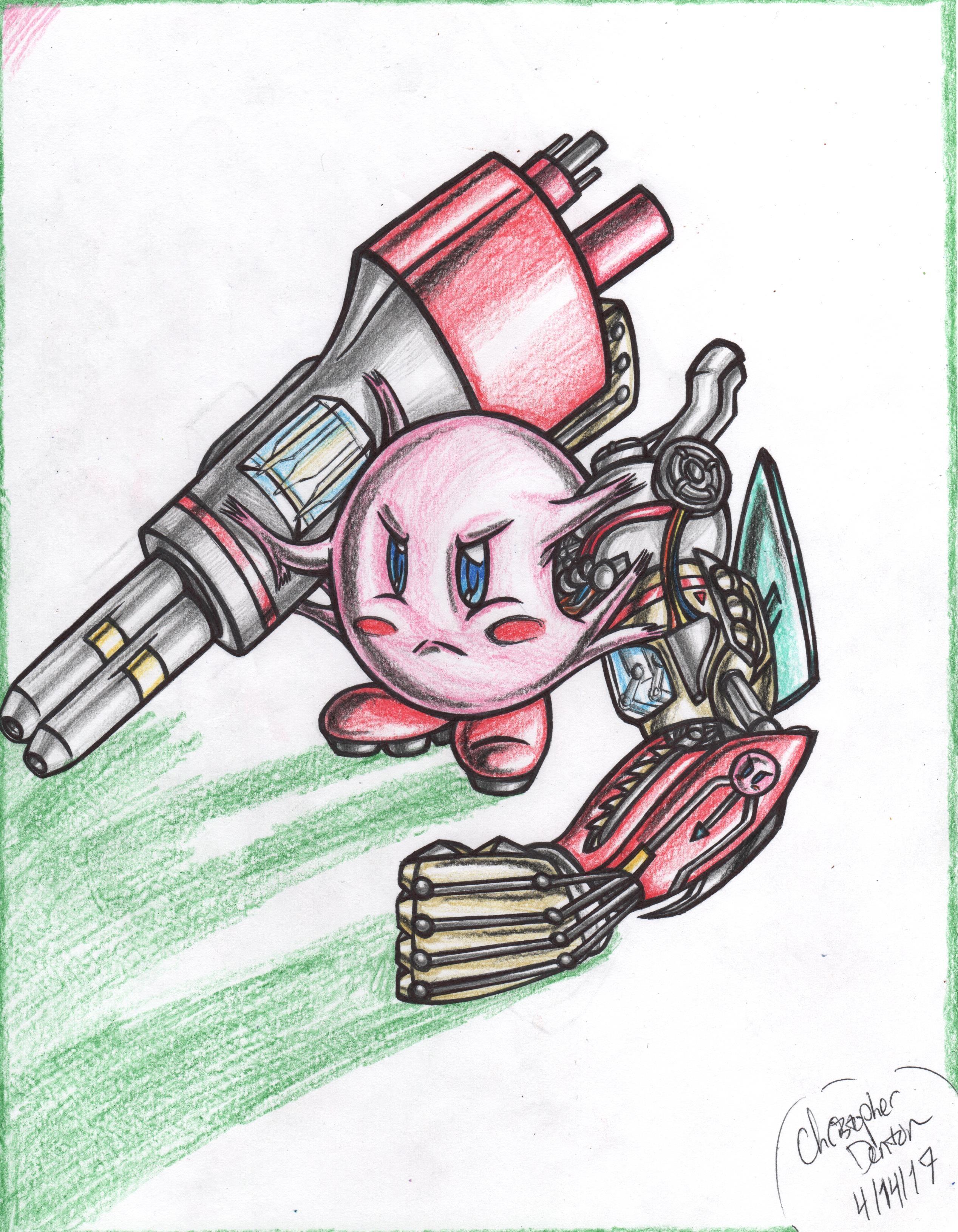 Robo Kirby