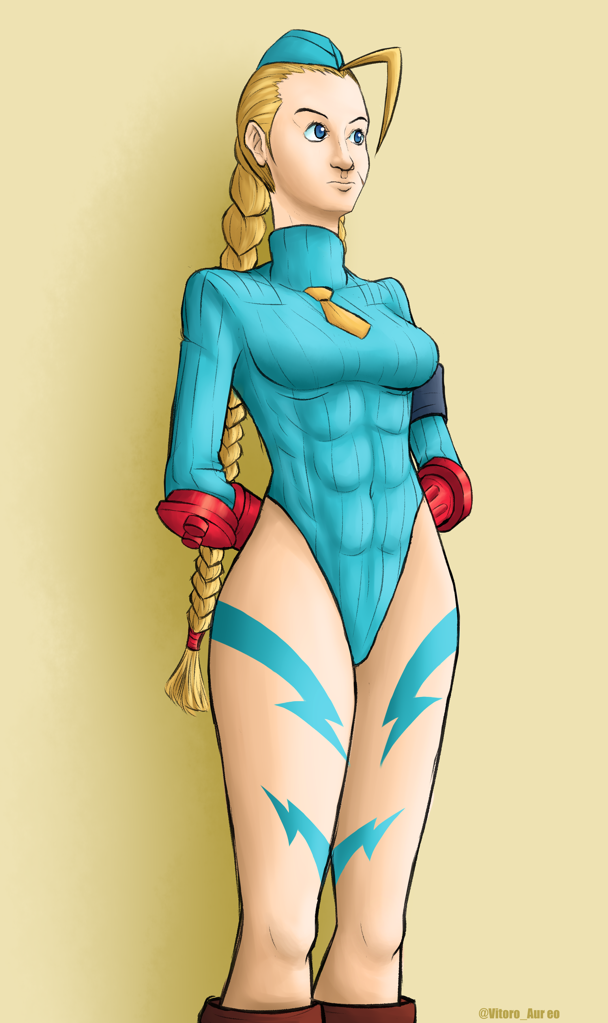 Cammy (Street Figter Alpha)