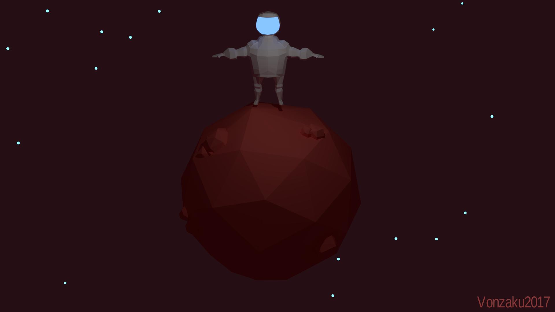 On Mars