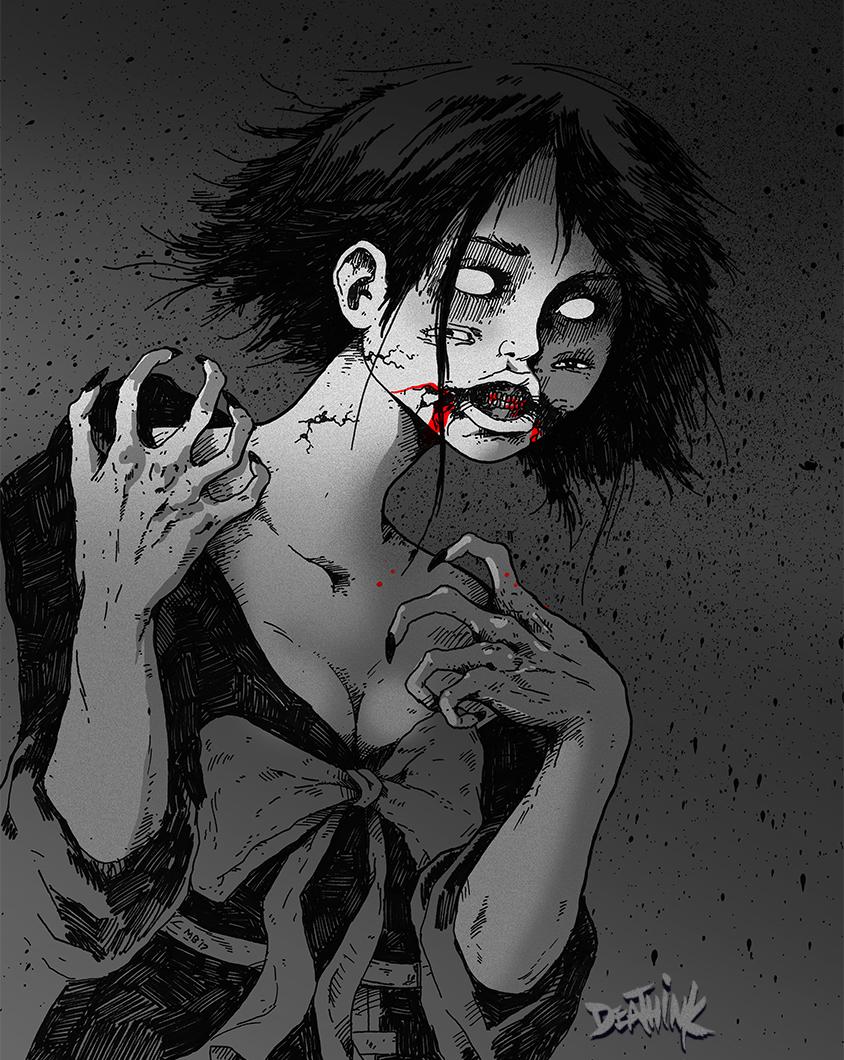 The Finger Eater