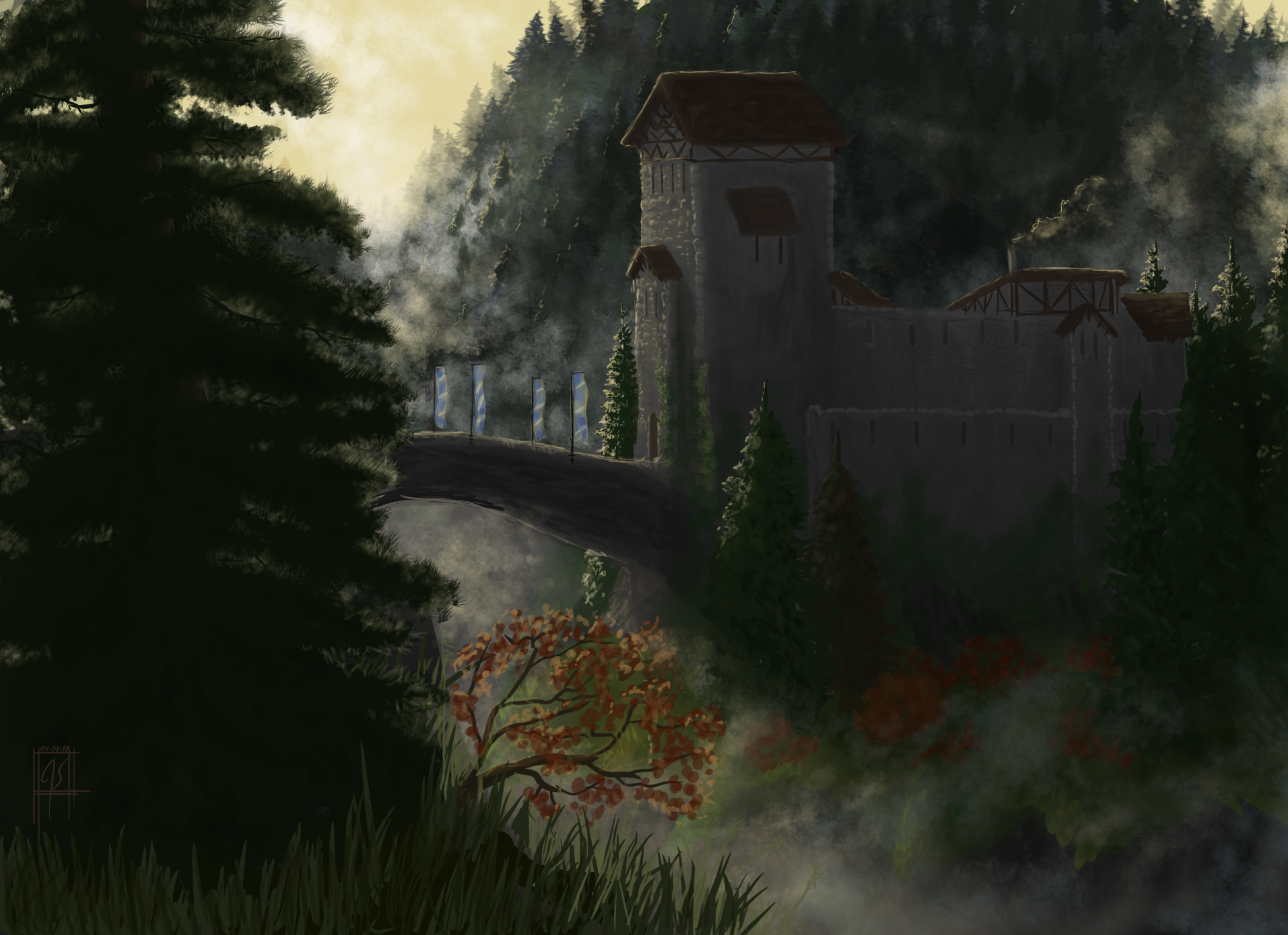 Mount Bastion