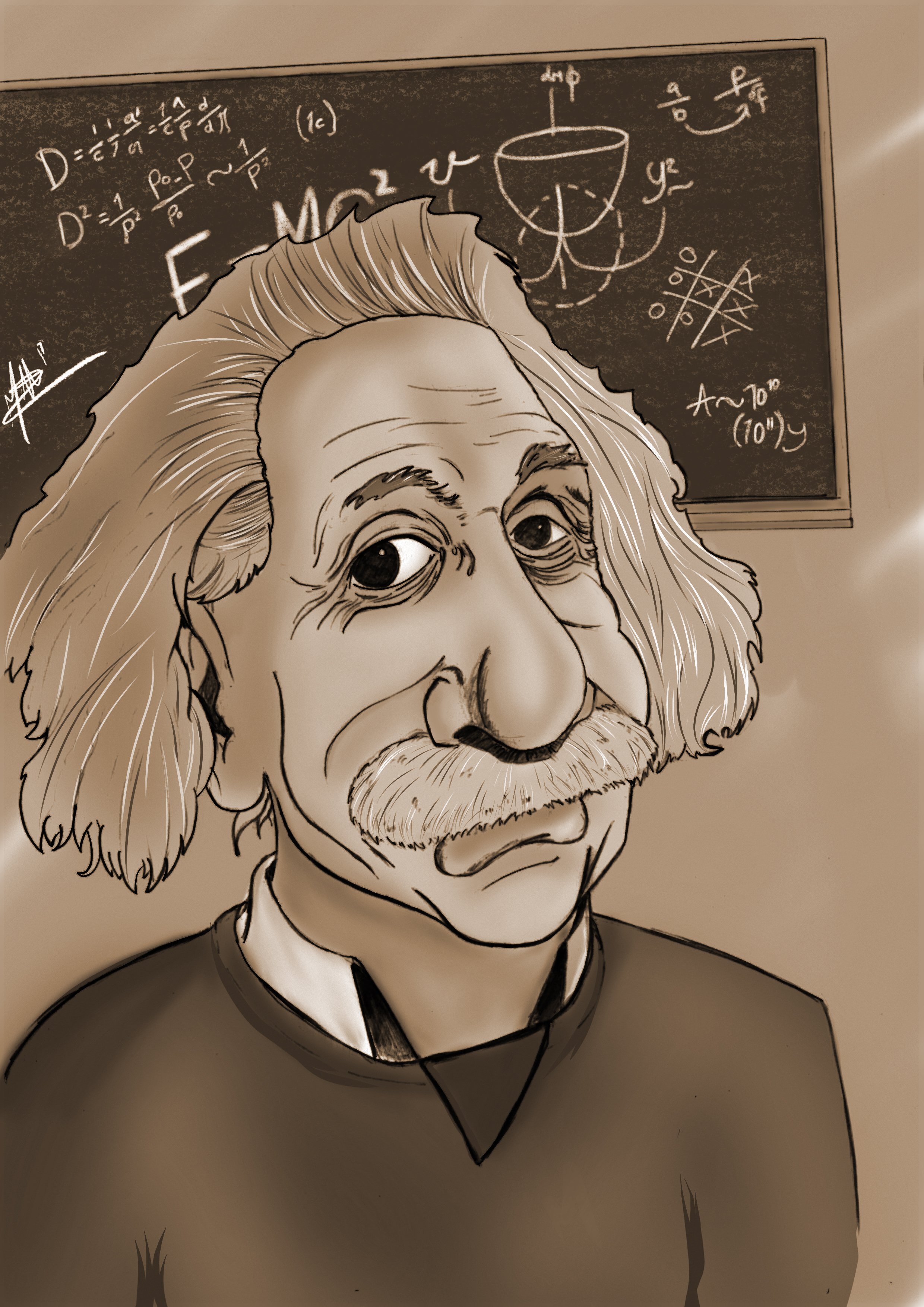 Einsteiney