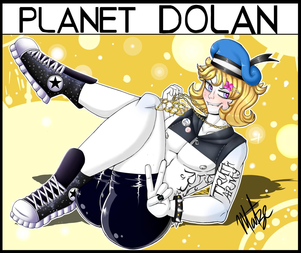 danger dolan's new upgrade