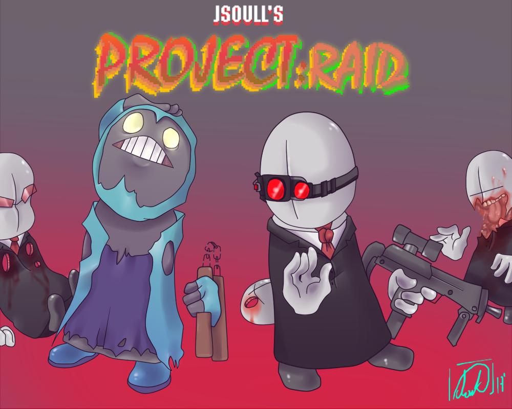 PROMO: Project Raid.