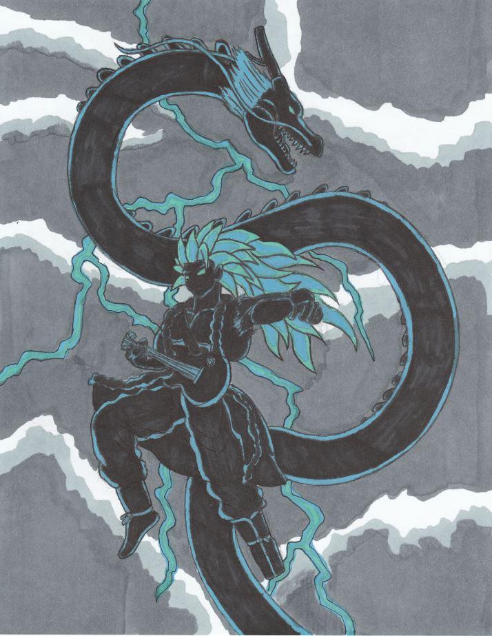 Saijan of the Storm