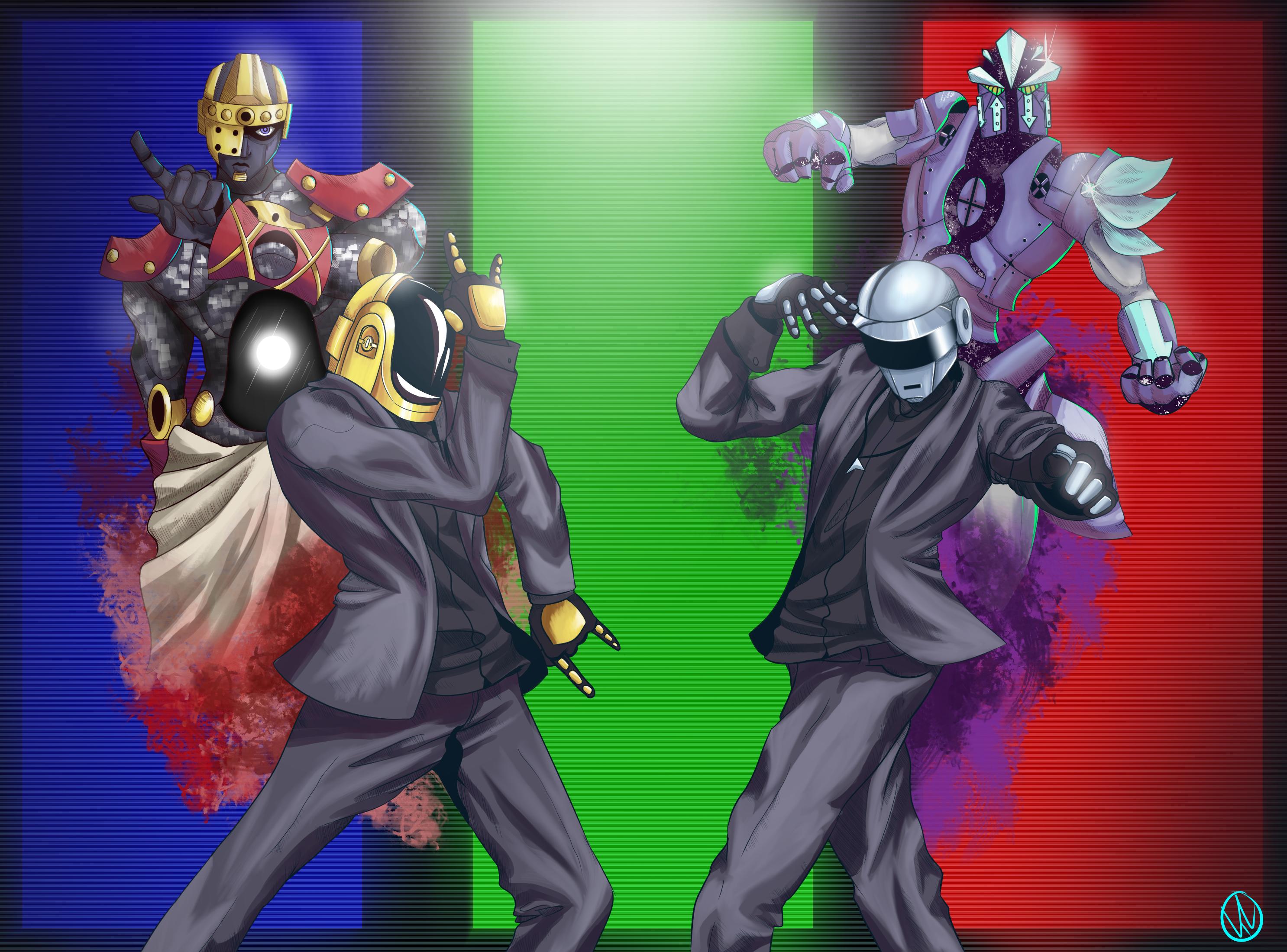 JOJO and Daft Punk