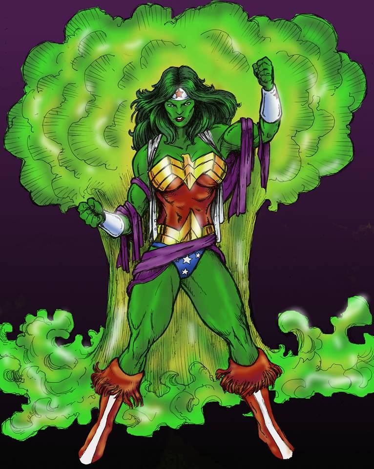 Wonder-hulk