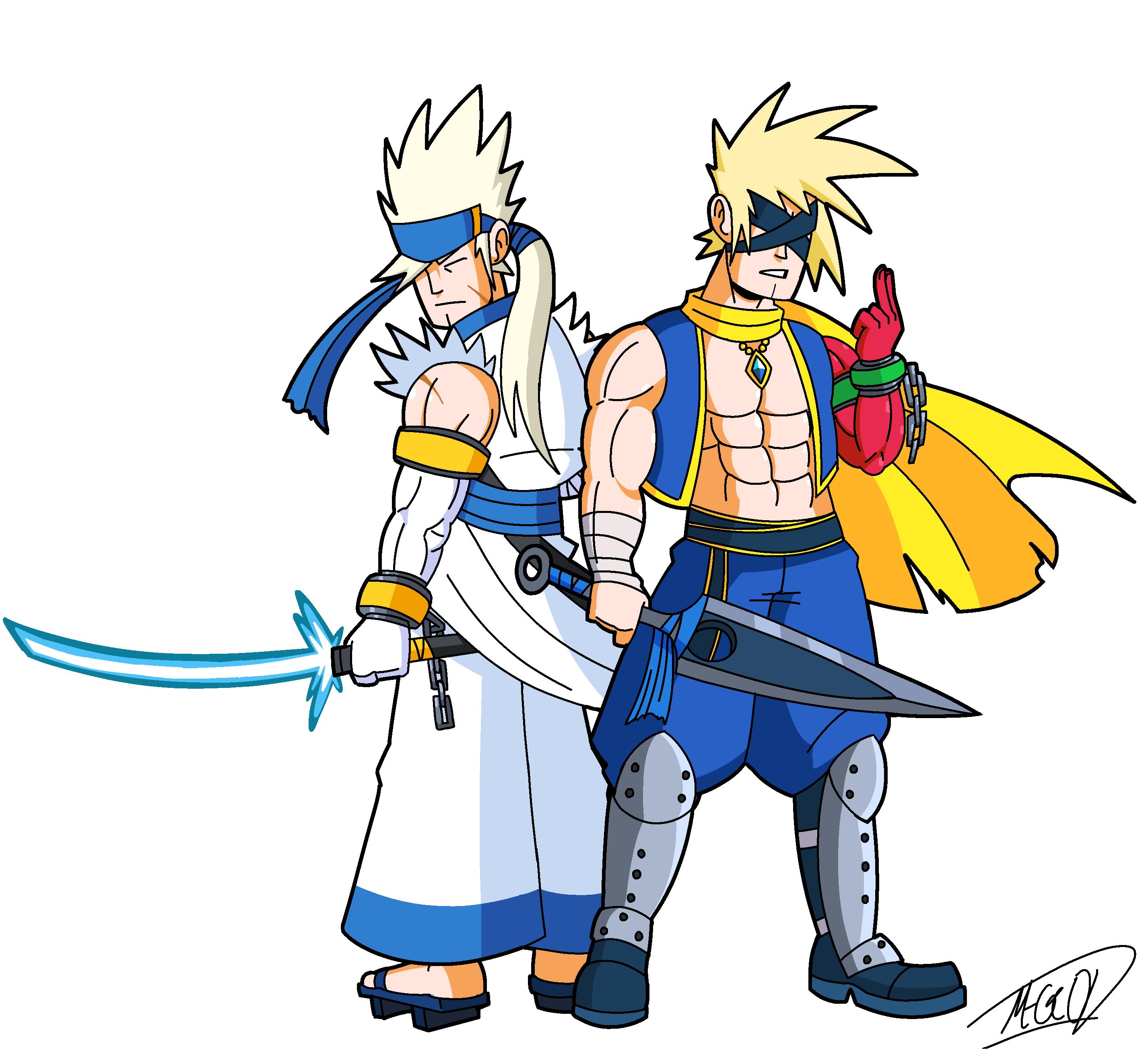 Blademaster and Asura