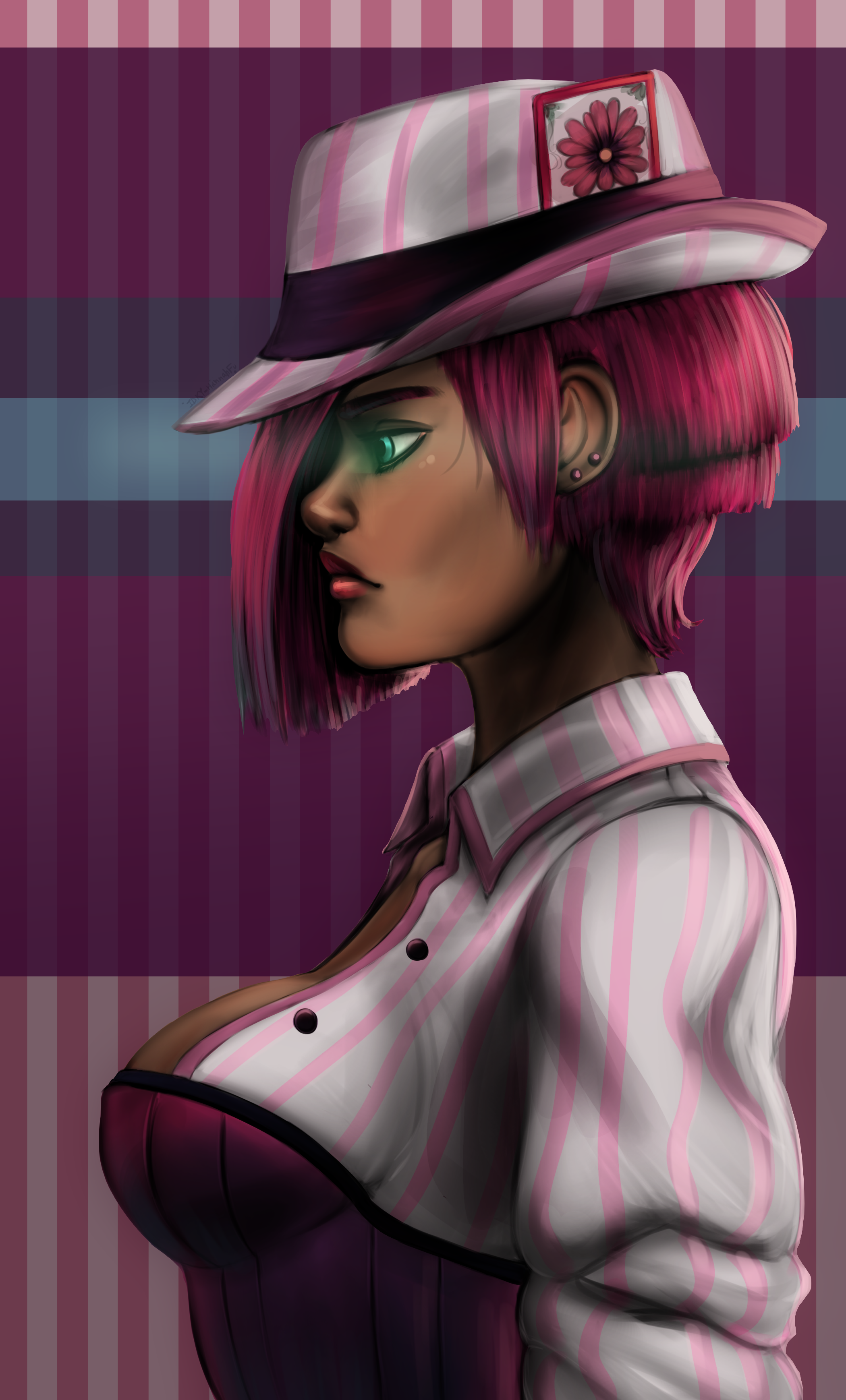A Shade Of Pink