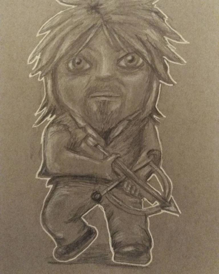 chibi Daryl