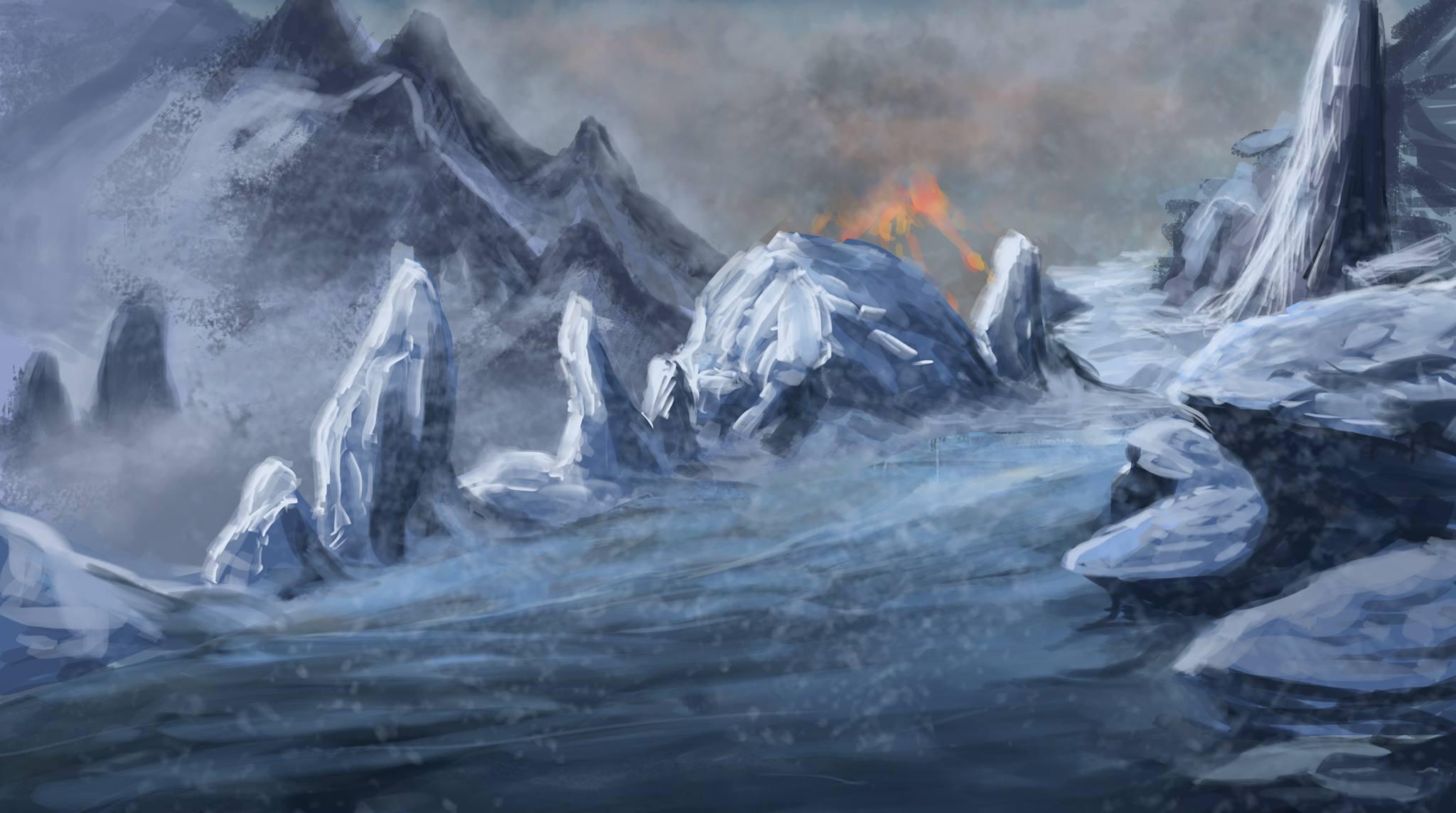 DreyLand - Zone 3 - White Mountains